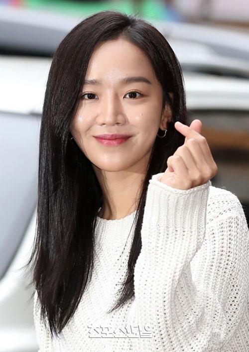 شین هه سان بازیگر نقش ملکه کیم سو یون