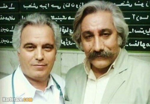 بیوگرافی عبدالله احمدیه بازیگر آینه عبرت و سه در چهار با علت فوت