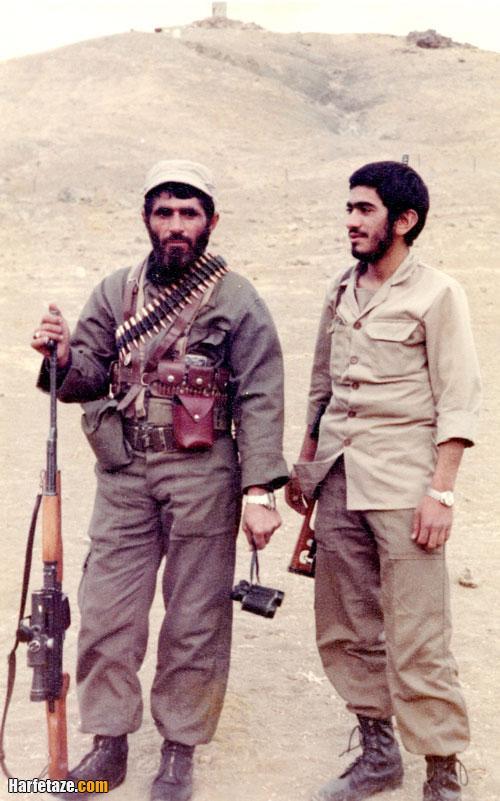 شهید زرین شکارچی خمینی (ره) کیست