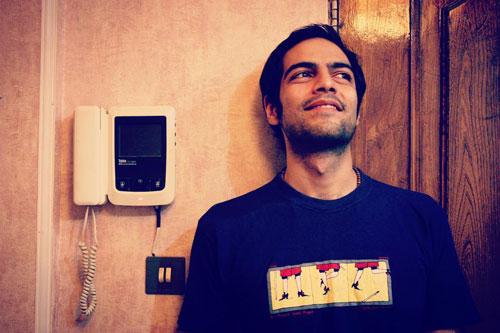 بیوگرافی سپهر حیدری نژاد بازیگر نقش شهاب در وضعیت سفید
