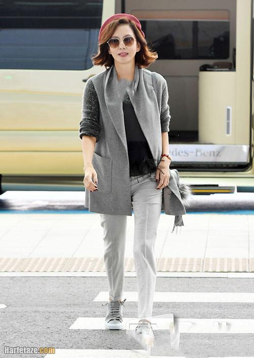 اینستاگرام بازیگر نقش یون هی در سریال خانواده جدید