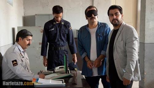 ابراهیم کوخایی در سریال دادستان