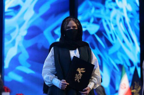 دیپلم افتخار به ستاره پسیانی برای فیلم یدو