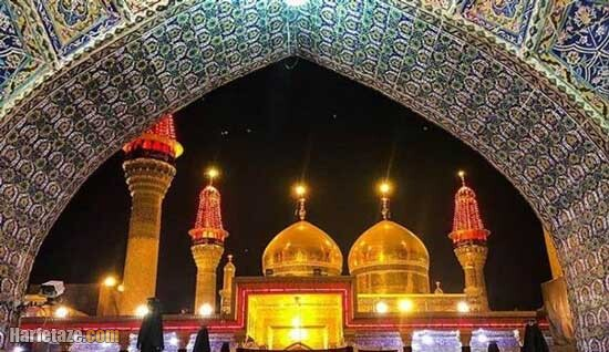 نماز امام کاظم