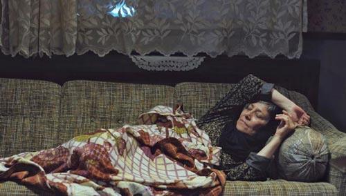 رویا افشاری در فیلم مامان