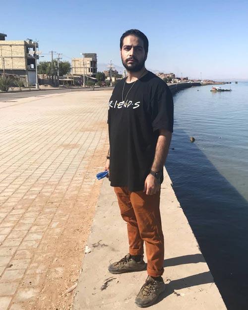 عکس های جدید سپهر حیدری نژاد