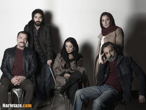 فیلم شناسی سهیلا گلستانی