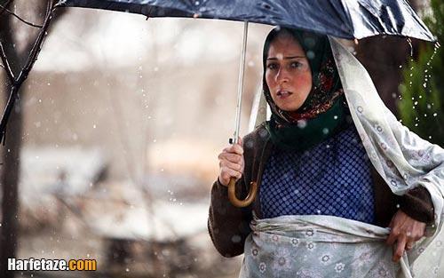 سهیلا گلستانی در سریال وضعیت سفید