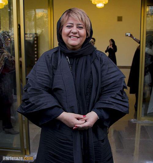 رابعه اسکویی بازیگر نقش ایران در زن بدلی
