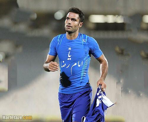 عکس های امیرحسین صادقی فوتبالیست