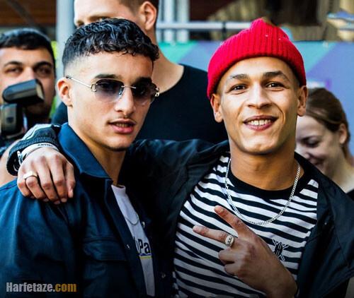 فیلم لایو اینستاگرام بلال وهیب خواننده مراکشی با پسر 12 ساله
