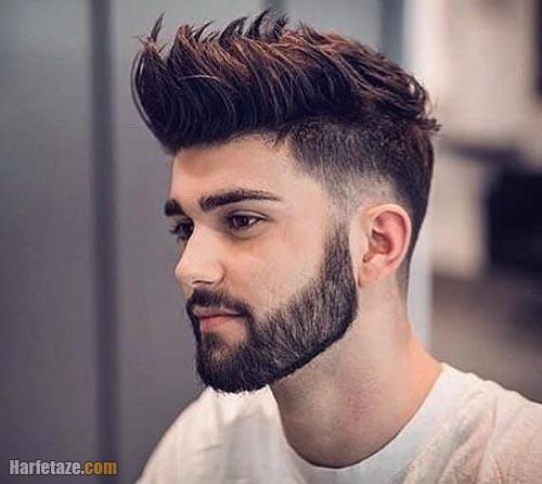 مدل مو مردانه نوروز 1400