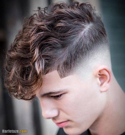 مدل مو پسرانه نوروز 1400