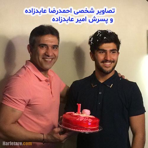 افتخارات و زندگینامه احمدرضا عابدزاده