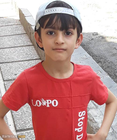 بیوگرافی و عکس های جدید امیرعباس نورزایی بازیگر خردسال