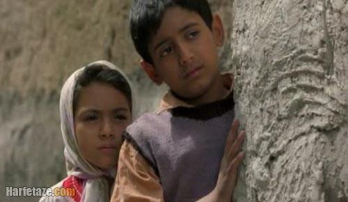 خلاصه داستان فیلم بچه های آسمان