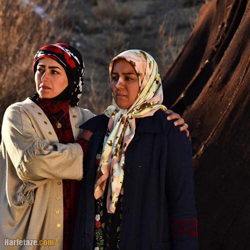 بازیگر نقش فریده در سریال نون خ کیست + بیوگرافی و عکس های جدید