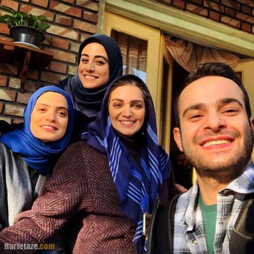 اینستاگرام بهار کاتوزی