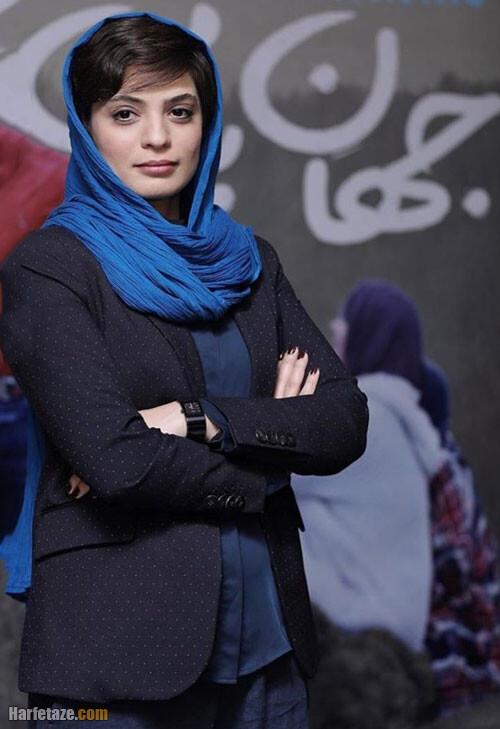 بیوگرافی بهار کاتوزی بازیگر نقش هانیه در سریال چوب