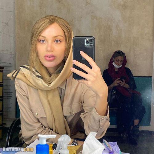 بیوگرافی بازیگر نقش لوسیا در سریال گیسو کیست