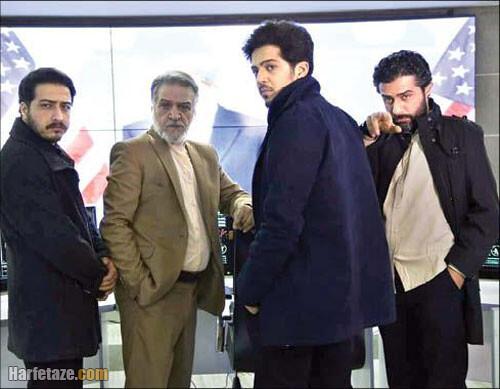 فیلم ها و سریال های جدید مجید نوروزی