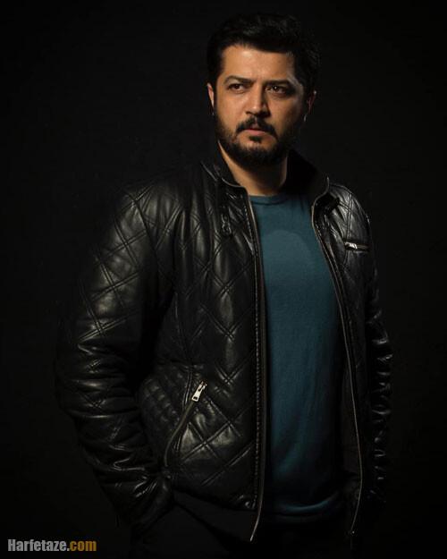 بیوگرافی پندار اکبری بازیگر نقش سعید در سریال گاندو