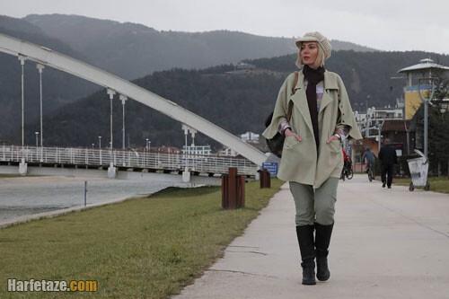 بیوگرافی بازیگر نقش شارلوت در سریال گاندو ۲