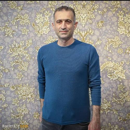 بیوگرافی و عکس های فراز کمالوند مدیر فنی استقلال تهران