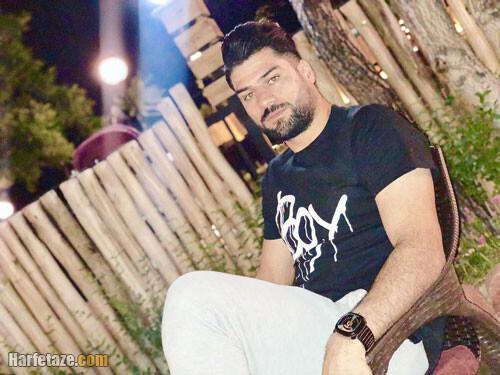 بیوگرافی و عکسهای جدید فرشاد محمدی مهر بازیکن فوتبال