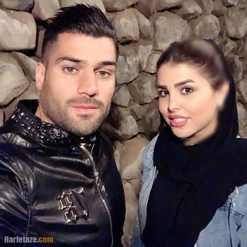 هانیه همسر فرشاد محمدی مهر کیست