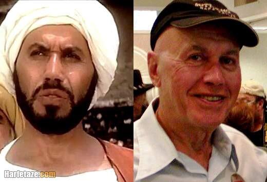 مایکل آنسارا در نقش ابوسفیان در فیلم محمد رسول الله