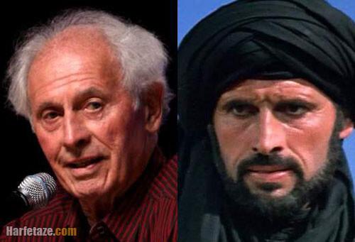 مایکل فورست بازیگر نقش خالد در فیلم محمد رسول الله