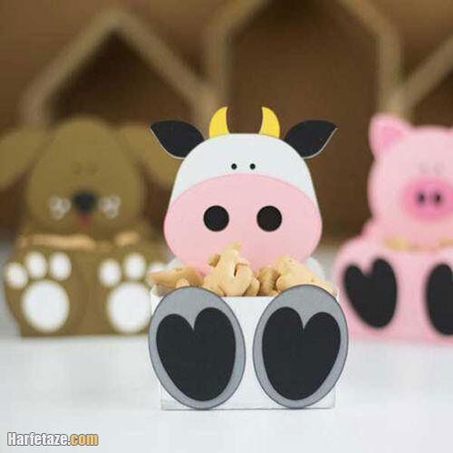 عروسک گاو برای هفت سین 1400
