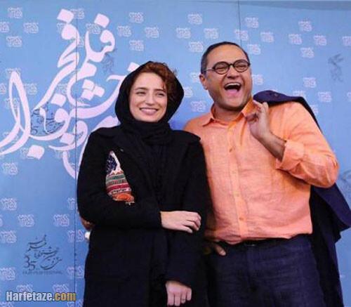 بیوگرافی و عکس های جدید ماندانا روحی بازیگر | همسر اول رامبد جوان