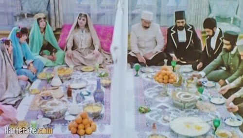 اسامی بازیگران سریال هزاردستان