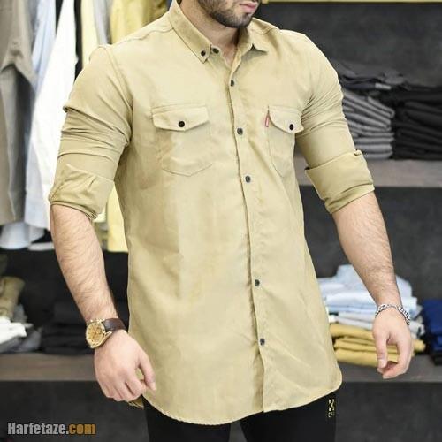 پیراهن مردانه نوروز 1400