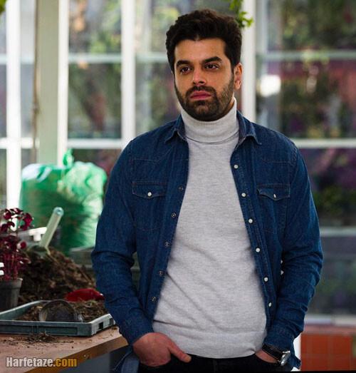بیوگرافی پولاد مختاری بازیگر نقش احمد در سریال همبازی