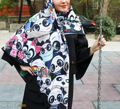 روسری عروسکی 1400