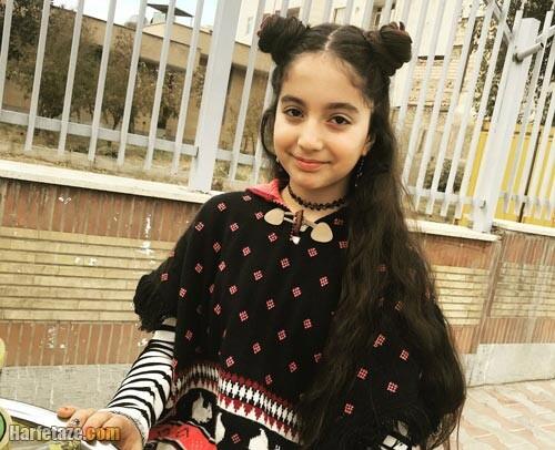 عکس جدید روژان تقی زاده