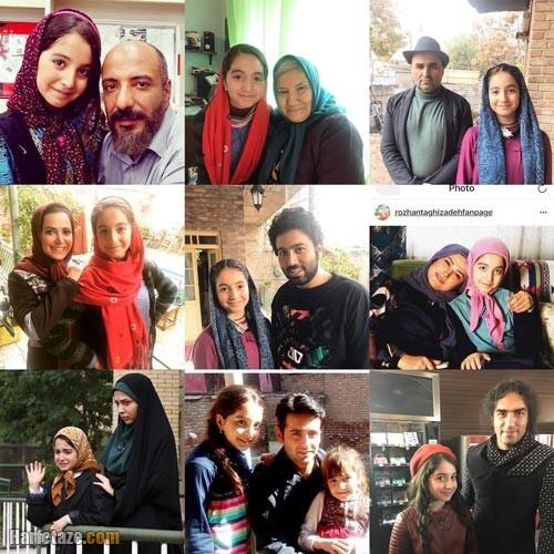 فیلم شناسی روژان تقی زاده