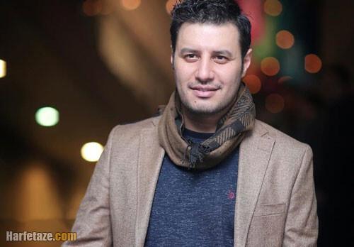 جواد عزتی بازیگر سریال زخم کاری