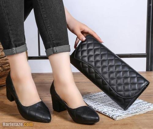 مدل ست کیف و کفش نوروز 1400