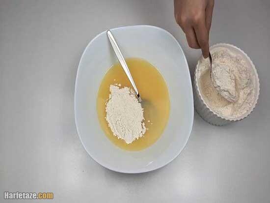 شیرینی خشک