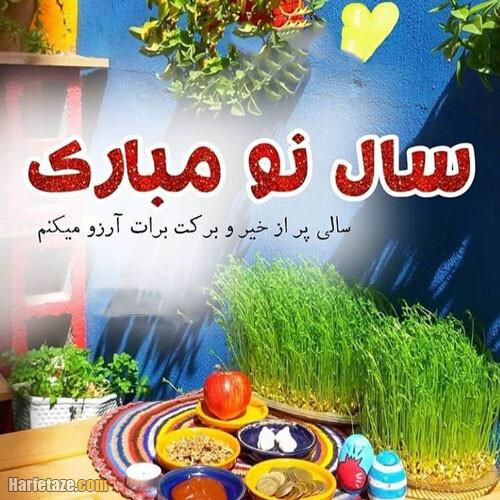 جملات و متن تبریک عید نوروز به دامادم و باجناقم