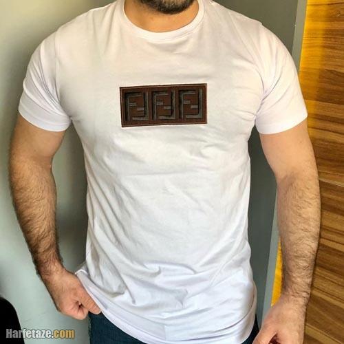 تیشرت مردانه نوروز 1400