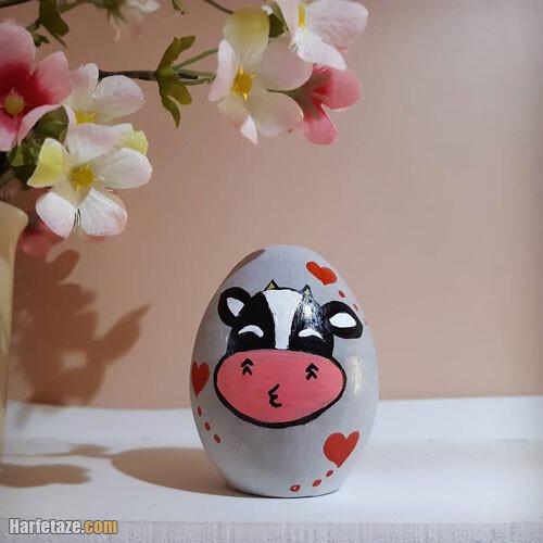 جدیدترین مدل تخم مرغ موش فانتزی ویژه هفت سین