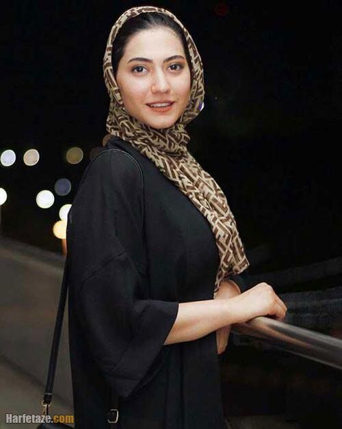 بیوگرافی درسا بختیار بازیگر نقش مهتاب در سریال احضار شبکه یک کیست+اینستاگرام