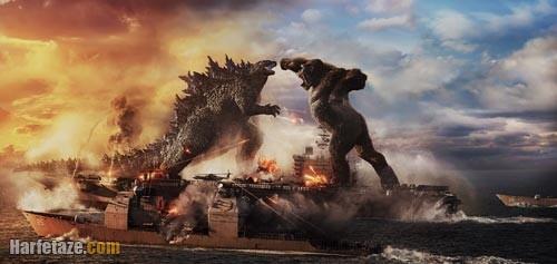 خلاصه داستان فیلم Godzilla vs. Kong