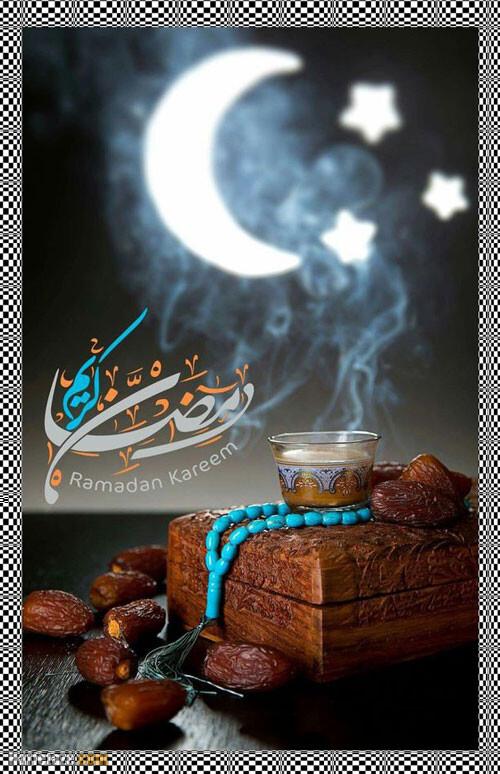 عکس و متن تبریک انگلیسی ماه رمضان + عکس پروفایل