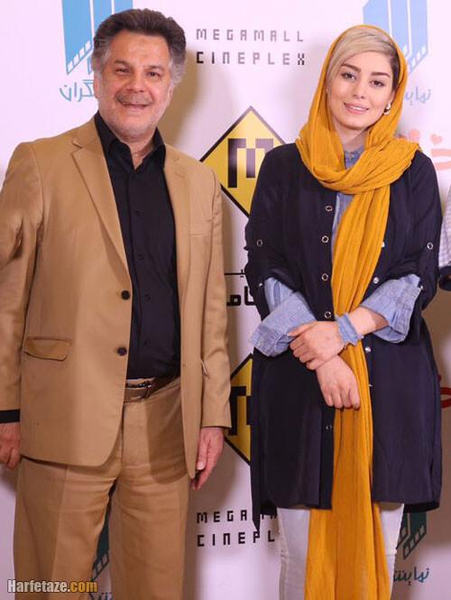 بیوگرافی «محمدحسین فرحبخش» کارگردان و همسرش